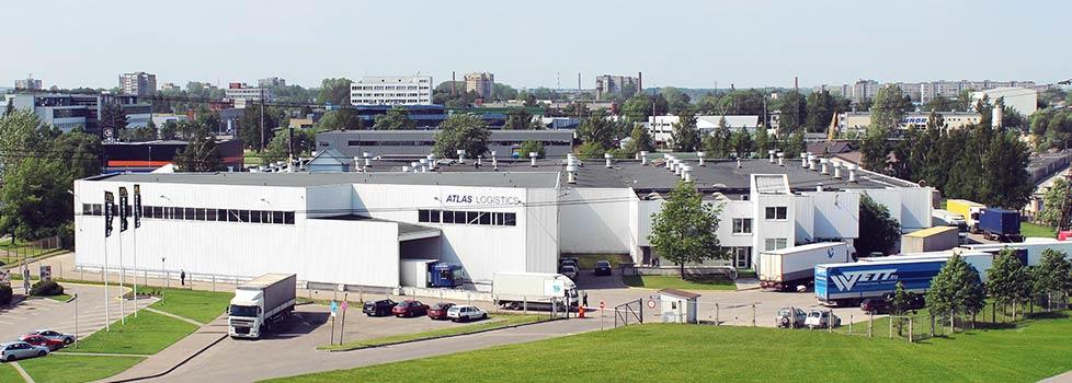 Atlas logistics warehouse