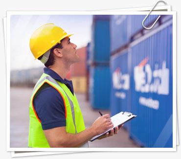 Обработка контейнеров в портах